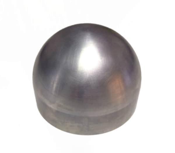 76.2mm Half Sphere Knee Form Impact Test Indenter