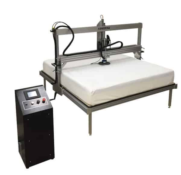 King Size Constant Force Foam Fatigue Tester