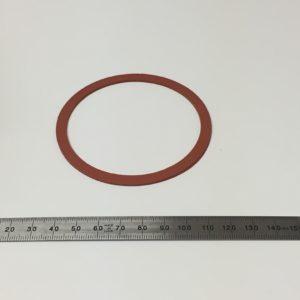 400ml Glass Beaker Rubber Seals
