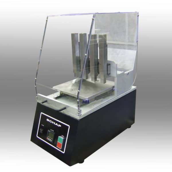 Nissan Material Abrasion Tester