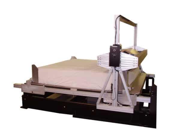 Mattress Rollator Tester