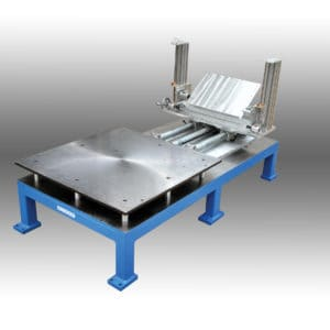 H-Point Seating Measurement Table