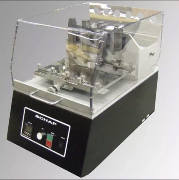Toyota Abrasion Tester with 1Kg Weights